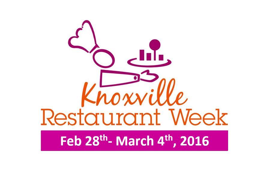 Knoxville Second Harvest Restaurant Week